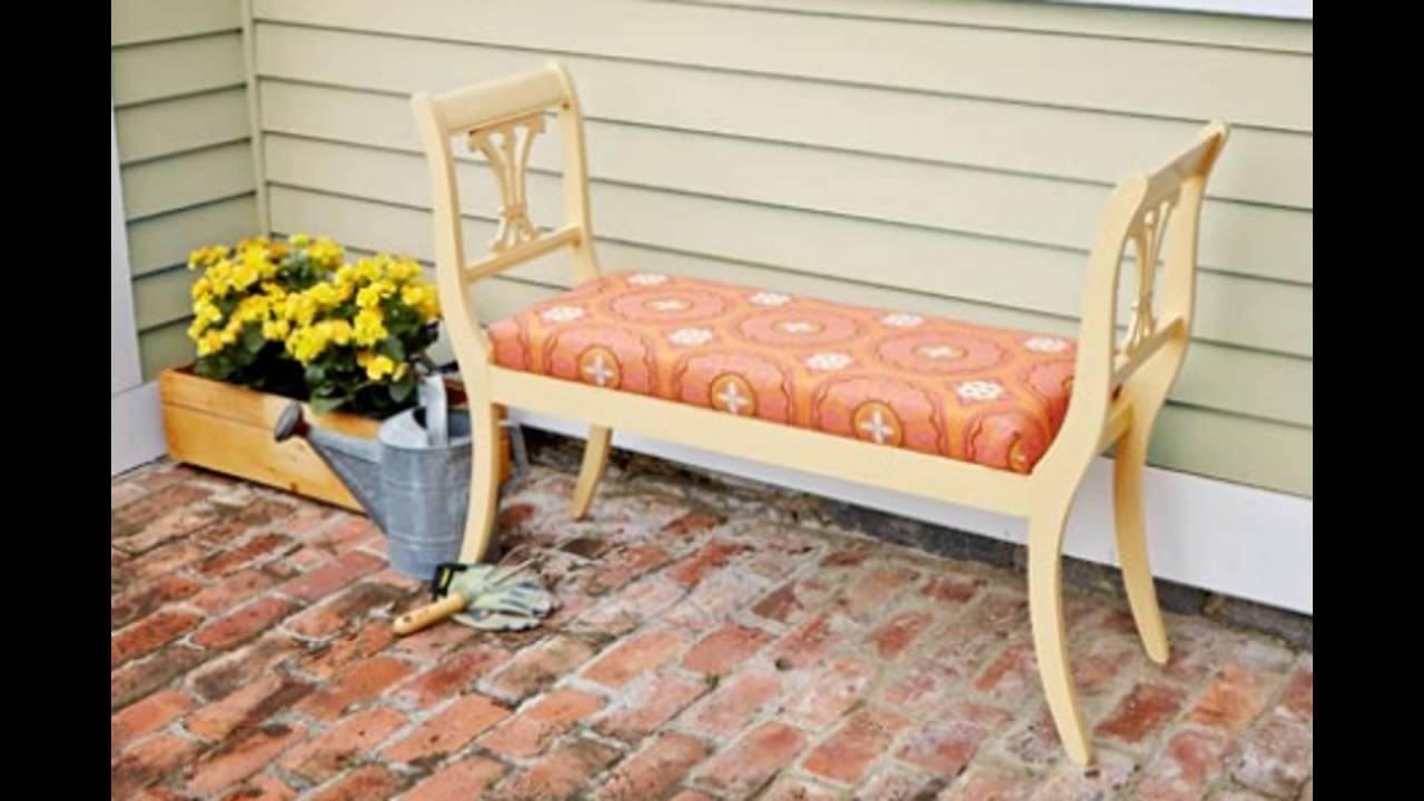 dining chair bench