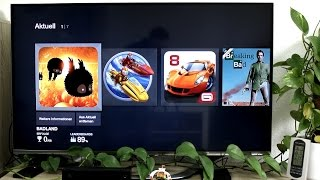 Amazon Fire TV Spiele und Gaming Test (Deutsch)