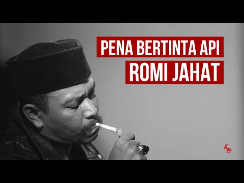 ROMI JAHATs - Pena Bertinta Api ( Video Lirik )