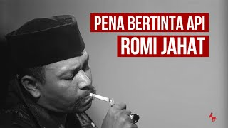 ROMI JAHATs - Pena Bertinta Api ( Video Lirik ) MP3