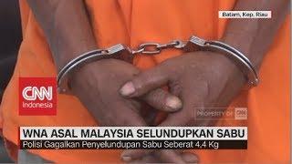 Penggerebekan Pesta Sabu di Surabaya; WNA asal Malaysia Selundupkan 4,4 Kg Sabu