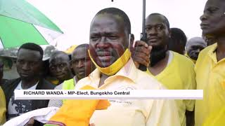 NRM rejoices election victory