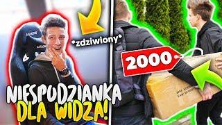 PODAROWAŁEM WIDZOWI 2.000 PLN! *BYŁ W SZOKU!*