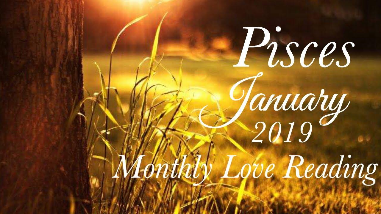 pisces tarot love january