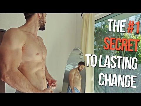 How to Change Your Self Image? (The #1 Secret To Lasting Lifestyle Change)