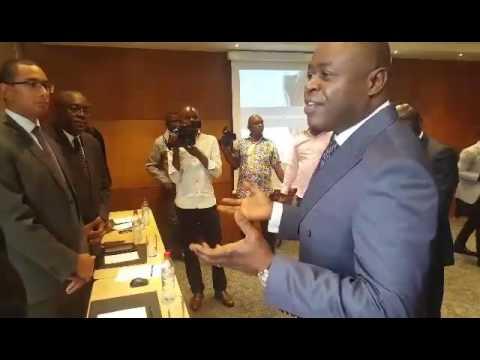 Execution Consuting, projet Central Africa Backbone, Congo-Gabon