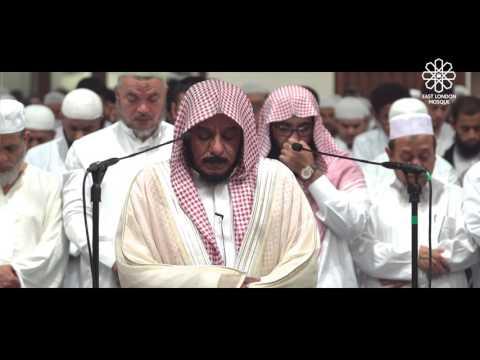 ELM Tarawih 2017 | Surah Al Mursalat | Shaykh Abdullah Al Matroud
