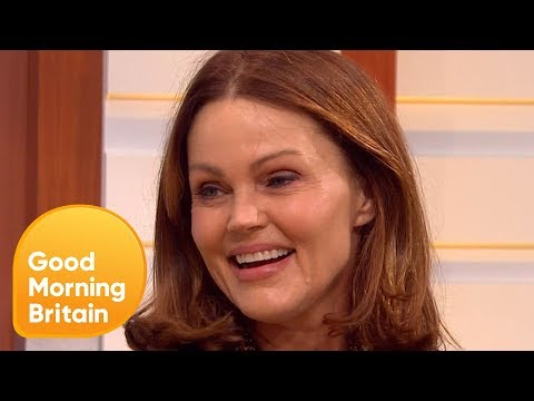 Belinda Carlisle Pays Tribute to Hugh Hefner | Good Morning Britain