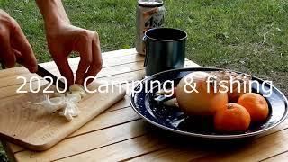 2020 camping&fishing