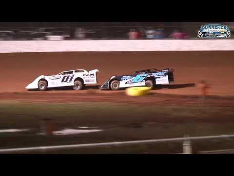 Whynot Motorsports Park Latemodel Sportsman Heats 1-4! 8-17-18