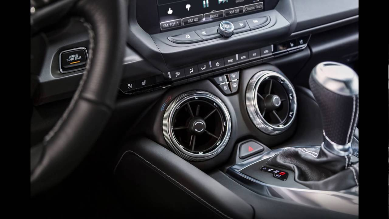 2017 ford mustang exterior interior and drive interior youtube - Interior ford mustang ...