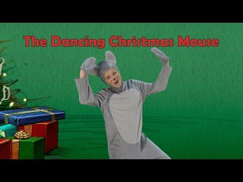 Milton The Mouse | Milton The Dancing Christmas Mouse | Kids Christmas Song | Jack Hartmann