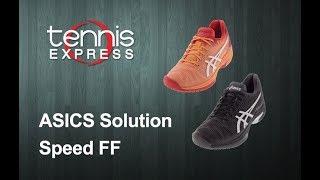 ASICS Solution Speed FF Tennis Shoe Review | Tennis Express
