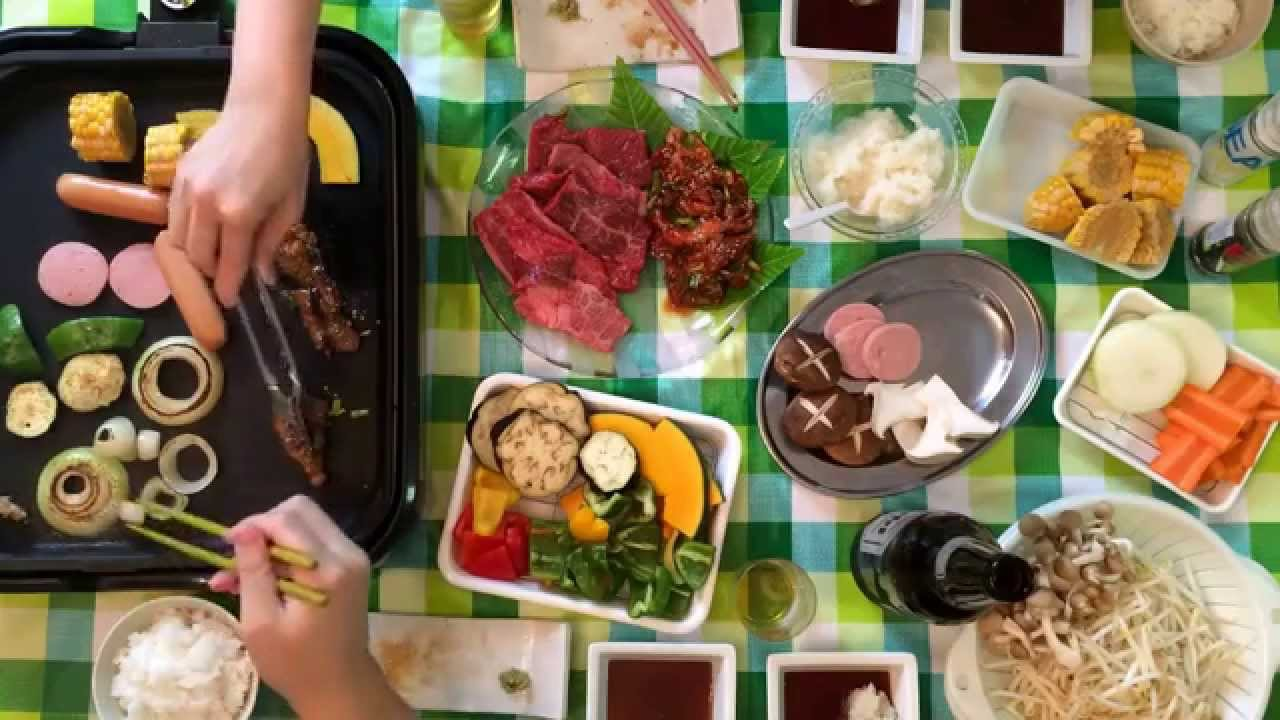 TEPPANYAKI (Japanese Style Barbecue) Party at Home  TODAY's TABLENov 2, 2014