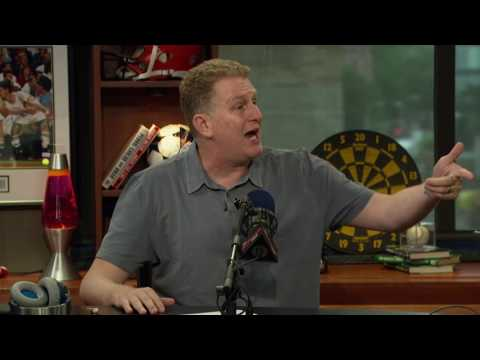 Actor Director Michael Rapaport discusses N.Y. Knicks and Phil Jackson (6/27/17)