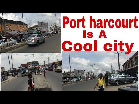 Walk With Me In The City Of Portharcourt|#portharcourt