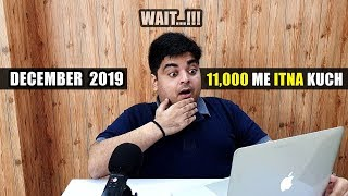 BEST SMARTPHONE TO BUY IN DECEMBER 2019 - 11,000 ME ITNA KUCH | Redmi K30 Price , Realme XT 730G