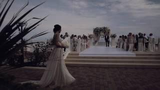 [Свадьба в Крыму] на берегу моря Екатерины и Сергея 28 мая 2016  | Goodwill Wedding Agency