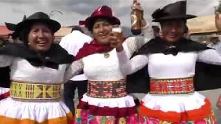 Primicias 2018 Santiago Ases de Huayucachi y la Familia Borja Ricse