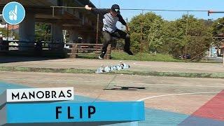 Como mandar um FLIP | sobreskate