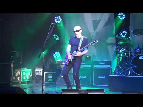 Joe Satriani Friends live 2016