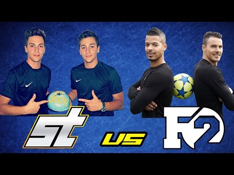 F2 FreeStylers Vs SkillTwins | Who is the Best Duo ?