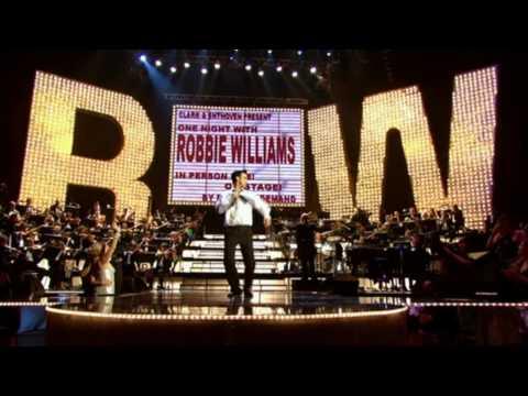 My Way  Robbie Williams HD 720p