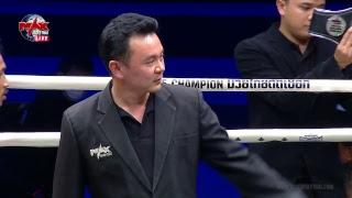 The Champion Muay Thai  March 17th, 2018