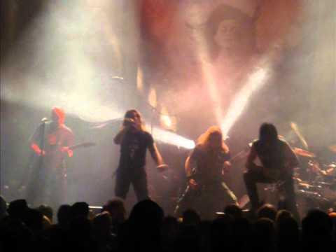 Scott Ian in Hospital - Mayhem Fest. 2012 - New Blind Gaurdian in the works - New Behemoth
