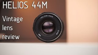 Helios 44M 58mm f/2 Vintage Lens Review