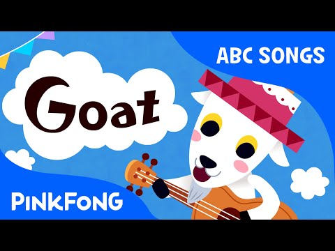 G   Goat   ABC Alphabet Songs   Phonics   PINKFONG Songs for Children