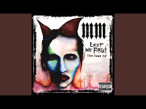 Marilyn Manson - lest we forget full album