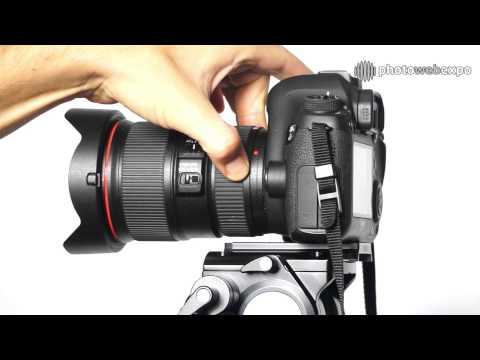 Объектив Canon EF 16-35/4L. Видео тест