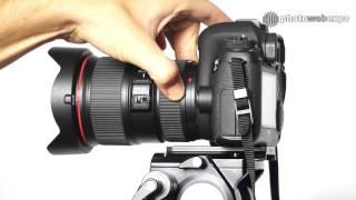 Объектив Canon EF 16-35/4L. Видео тест(, 2014-10-13T09:32:34.000Z)