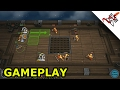 Iron Tides - GAMEPLAY [Vikings Survival Strategy Game]