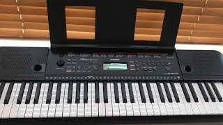 Yamaha PSR-E263 Review 2019