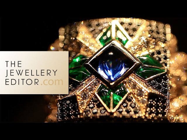 Jewellery mastermind Giampiero Bodino in must-watch video