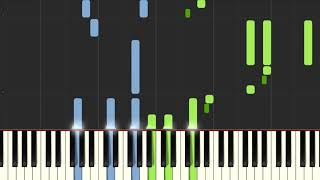 The St  Louis Blues | Piano Tutorial for Synthesia