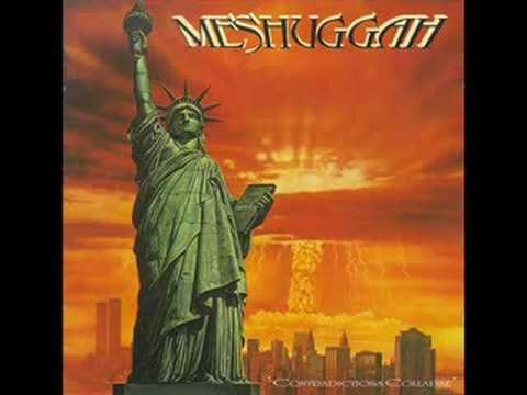 Meshuggah- Choirs Of Devastation