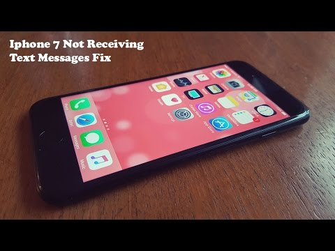 iphone messages not sending iphone 7 iphone 7 plus not receiving text messages fix 15326