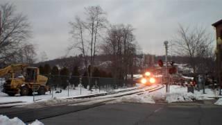 Amtrak & Metro-North Trains Peekskill & Croton-Harmon Metro-North Railroad