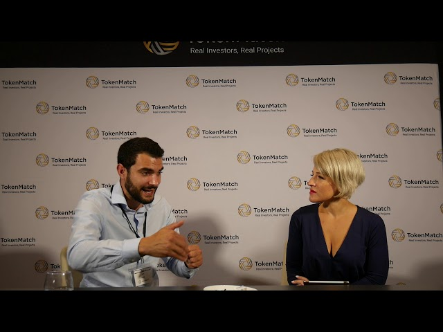 eCharge Interview - TokenMatch Barcelona October 19, 2018