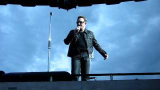 an introduction to the band u2 Where the streets have no name is a song by irish rock band u2 it is the opening track from their 1987 album the joshua tree and was released as the album's third single in august 1987.