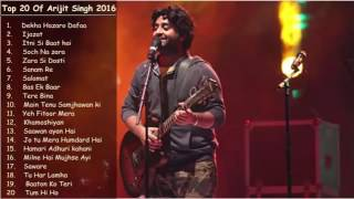 Video Best of Arijit Singh Latest and Top Songs Jukebox 2016   YouTube download MP3, 3GP, MP4, WEBM, AVI, FLV Juli 2018