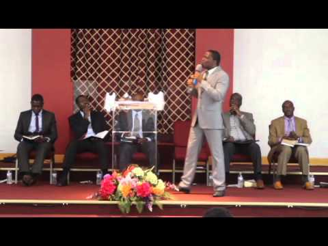 Hearing and Doing the Word of God - Isaac Opoku Agyeman