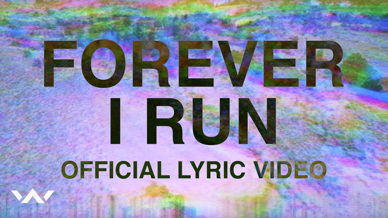 Forever I Run | Official Lyric Video | Elevation Worship