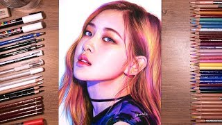 Drawing BLACKPINK: Rosé | drawholic