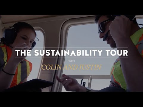 Colin and Justin Sustainability Tour - EPISODE 3