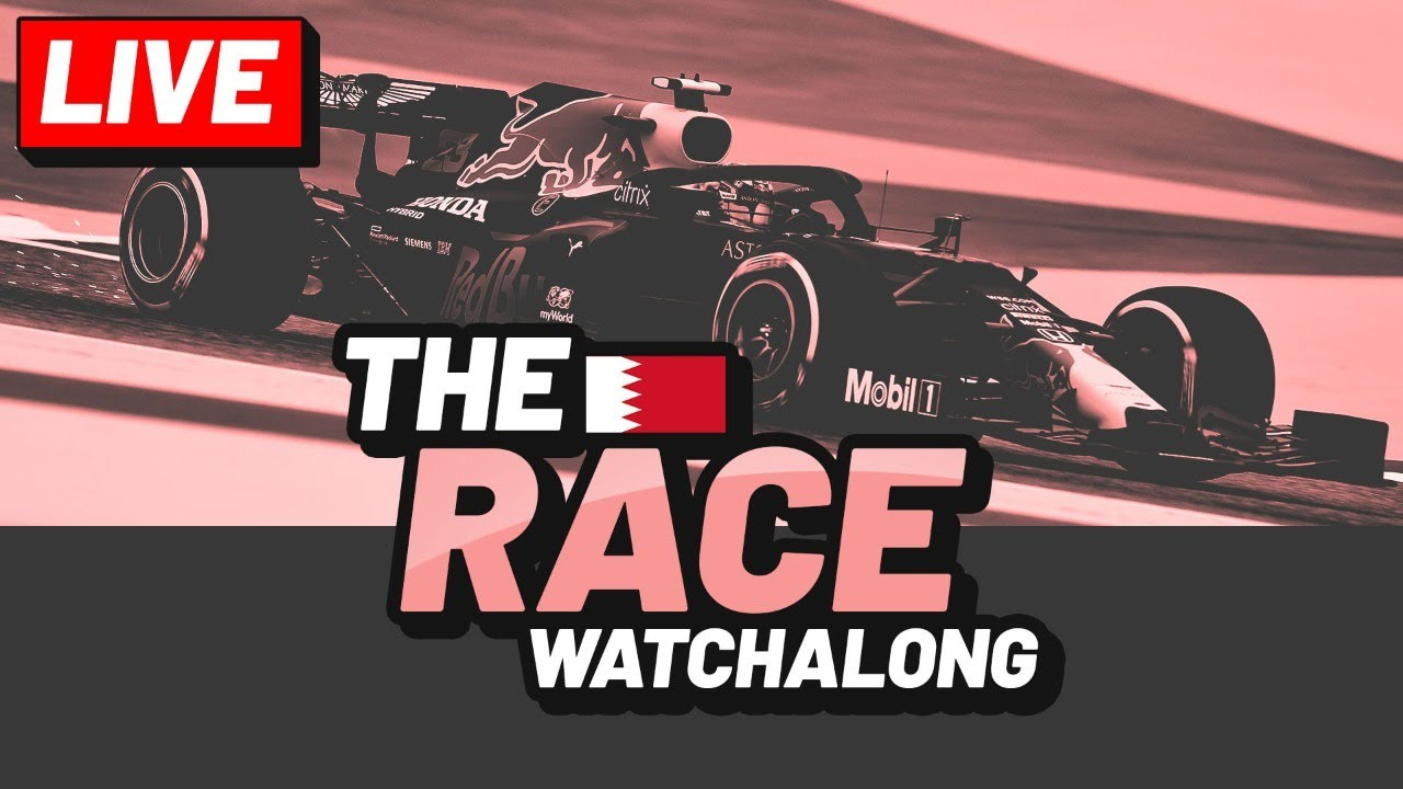 Bahrain Grand Prix LIVE with Tommo