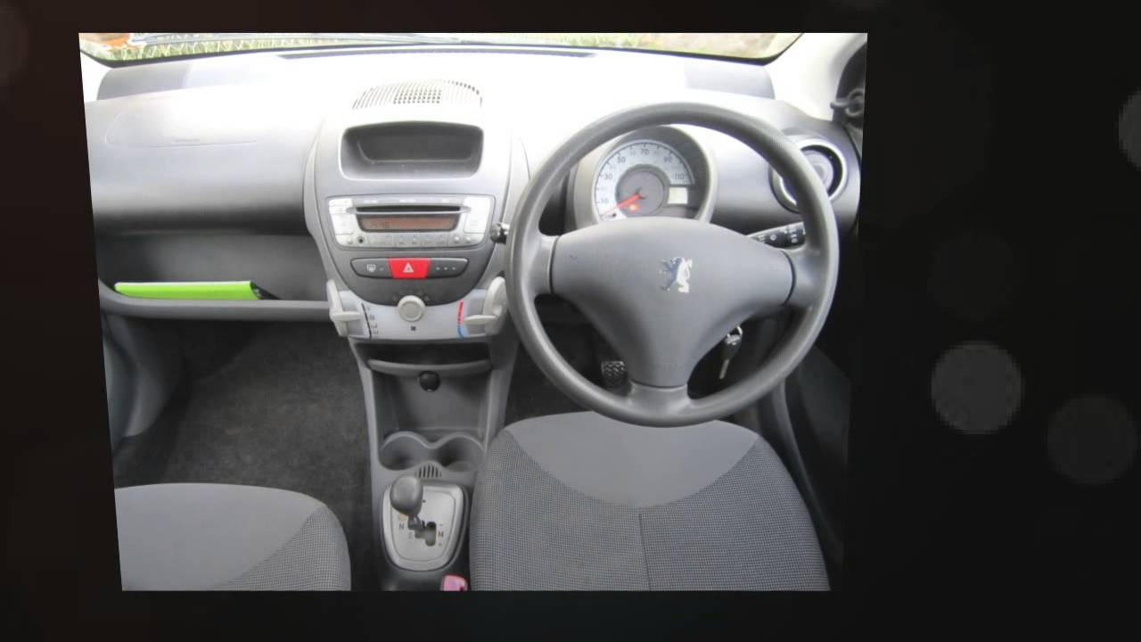 Peugeot 107 1.0 Urban 3dr 2-Tronic Semi-Auto for sale in Honiton ...